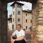 Gordon Ramsay at Castel Monastero