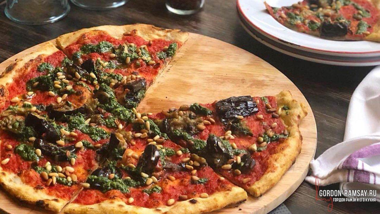 Пицца рецепт рамзи гордон